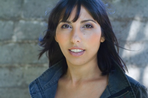 Jennifer Jajeh. Look. It's my acting headshot.