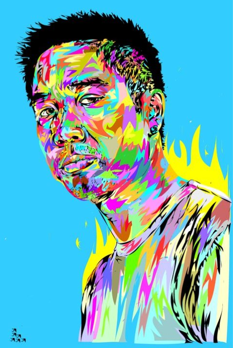 Steve Nguyen Color Portrait